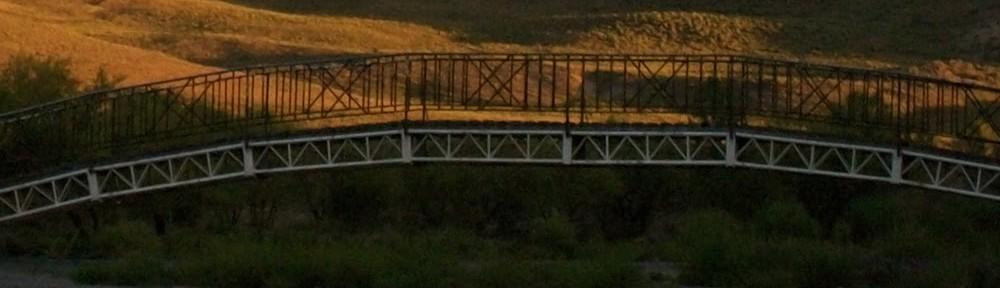 Puente río Chimehuín
