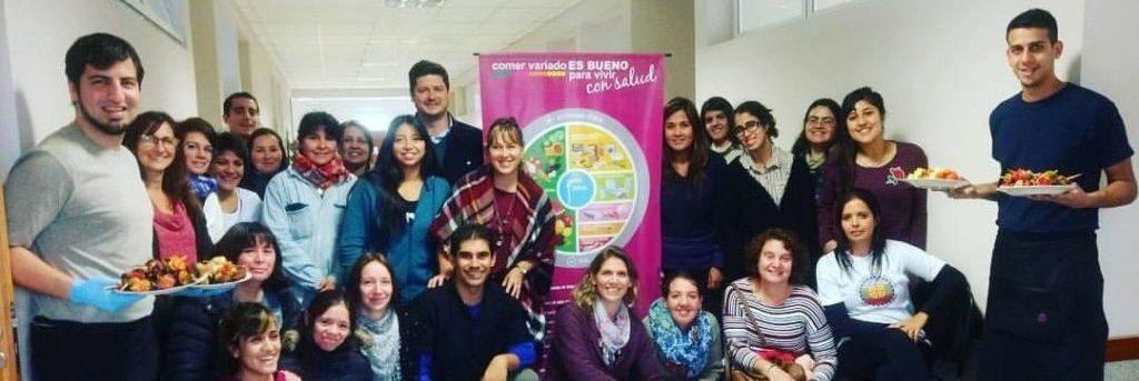 "Capacitación a docentes en ""Educación alimentaria nutricional"""