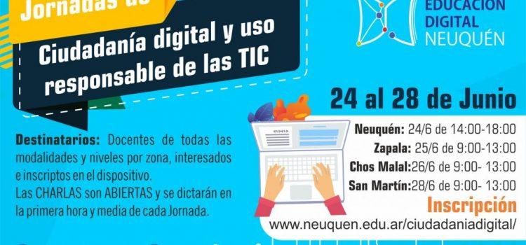 Jornadas de Ciudadanía Digital