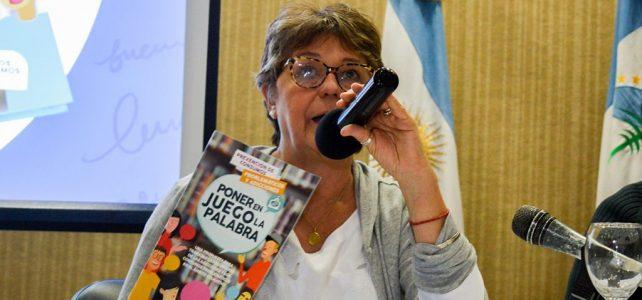 Educación presentó cuadernillo para el abordaje de consumos problemáticos y adicciones en el ámbito educativo