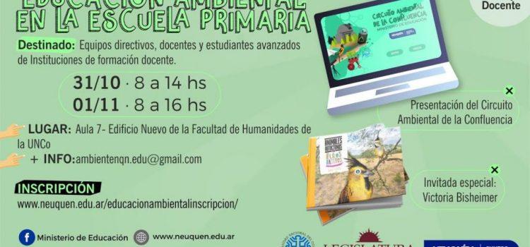 Taller Educación Ambiental en la Escuela Primaria
