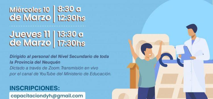 ENCUENTRO DE INTERVENCIONES EDUCATIVAS PARA ESTUDIANTES EN SITUACIÓN DE ENFERMEDAD EN EL NIVEL SECUNDARIO